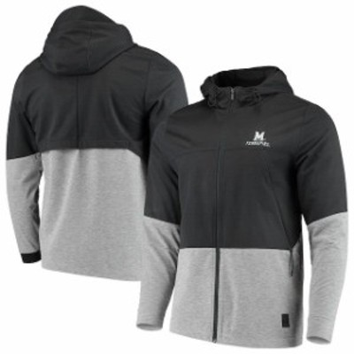 Under Armour アンダー アーマー スポーツ用品  Under Armour Maryland Terrapins Charcoal Full-Zip Performance Swacket Jacket