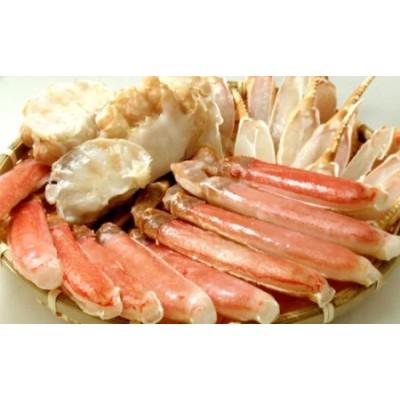 【16】生ずわい蟹 ハーフポーション約2kg_NA09