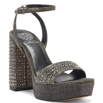 ヴィンスカムート レディース サンダル シューズ Chastin Embellished Platform Dress Sandals