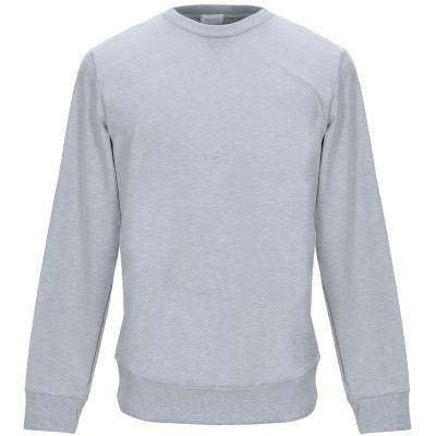 MEY STORY スウェットシャツ ライトグレー L コットン 48% / テンセル 48% / ポリウレタン 4% スウェットシャツ