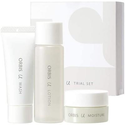 ORBIS(オルビス) オルビスユー トライアルセット(洗顔料化粧水保湿液 各1週間分) スキンケアお試しセット