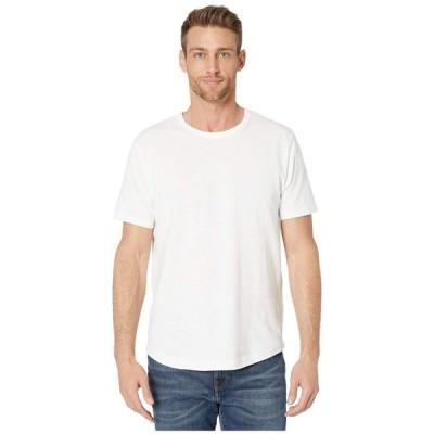 オルタナティヴ Alternative メンズ Tシャツ トップス Hemp-Blend Tee White