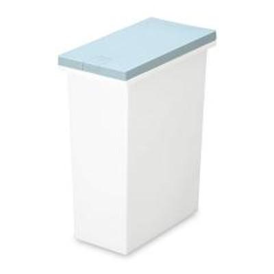 ゴミ箱 ふた付き ネオカラー 分別 タッチペール 20 ブルー ( ごみ箱 ダストボックス ダストBOX 20L 20l スリム キッチン 台所 リビング 部屋 おしゃれ )