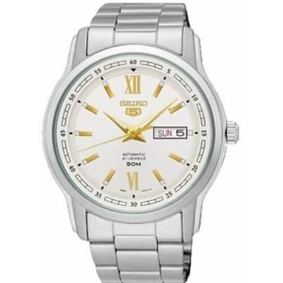 SEIKO (セイコー) 腕時計 セイコー海外モデルセイコー5自動巻きSNKP15K1 [ (中古品)