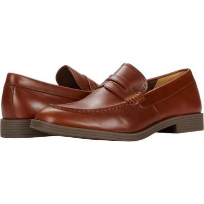 スペリートップサイダー Sperry メンズ ローファー シューズ・靴 Manchester Penny Cognac