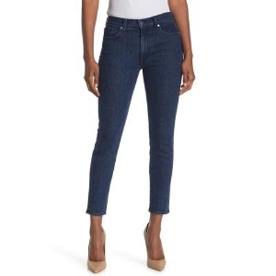 ボールドウィンデニム レディース デニムパンツ ボトムス Ankle Skinny Jeans AURA
