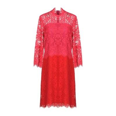 ピンコ PINKO ミニワンピース&ドレス コーラル 46 98% コットン 2% ナイロン ミニワンピース&ドレス