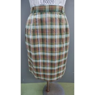 婦人用タイトスカート ポケット付き LB0020