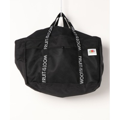 Donnaruma / 【FRUIT OF THE LOOM】SHOP BASKET TOTE/エコバッグ/バスケットバッグ WOMEN バッグ > エコバッグ/サブバッグ