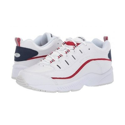 Easy Spirit イージースピリット レディース 女性用 シューズ 靴 スニーカー 運動靴 Romy - White