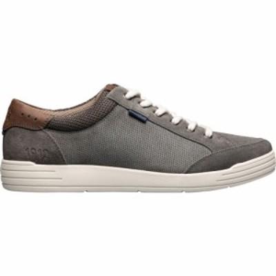 ナンブッシュ Nunn Bush メンズ スニーカー シューズ・靴 Kore City Walk Lace To Toe Oxford Gray Multi Perforated Leather