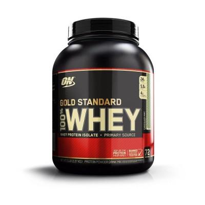 オプティマムニュートリション 100%ホエイプロテイン チョコレートミント72サービング2.27 kg Optimum NutritionGold Standard 100% Whey, Chocolate Mint