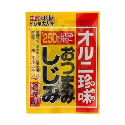 丸萬 おつまみしじみ オルニ珍味 オルニチン配合 15G × 12袋