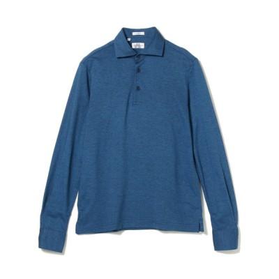 BEAMS MEN / GUY ROVER / カノコ プルオーバー ワンピースカラー シャツ MEN トップス > ポロシャツ