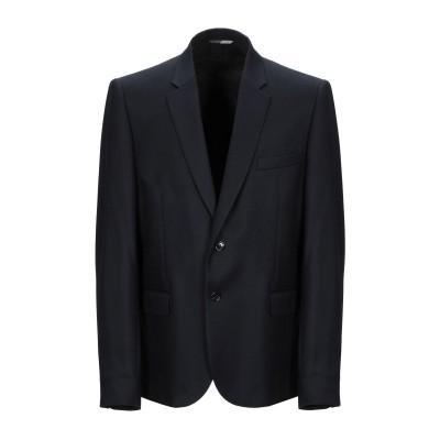 PS PAUL SMITH テーラードジャケット ダークブルー 46 ウール 100% テーラードジャケット