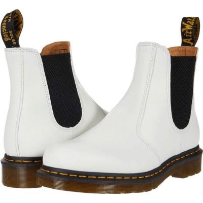 ドクターマーチン Dr. Martens レディース ブーツ シューズ・靴 2976 YS White Smooth