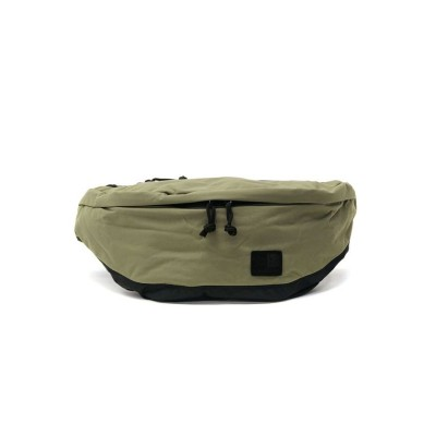 【ギャレリア】 カリマー ウエストバッグ karrimor wiz hip bag ボディバッグ 斜めがけ 斜めがけバッグ 7L 500744 ユニセックス オリーブ F GALLERIA