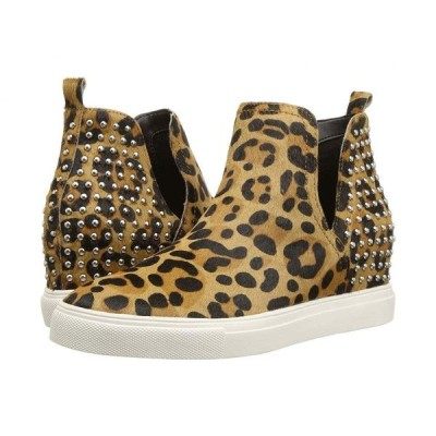 スティーブン ニューヨーク STEVEN NEW YORK レディース スニーカー シューズ・靴 Chloey-L Leopard