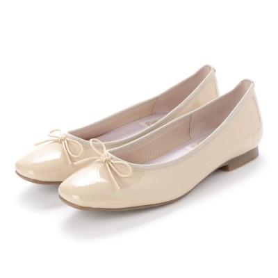 ラウナレアバレエ Launa lea ballet スクウェアトゥバレエシューズ(RB7401) (LベージュE)
