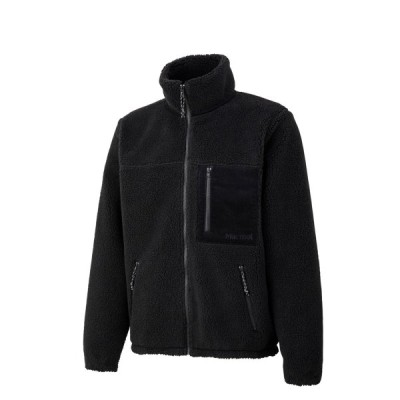 マーモット Marmot ジャケット フリースジャケット アウター メンズ SHEEP FLEECE JACKET ブラック 黒 TOMQJL40