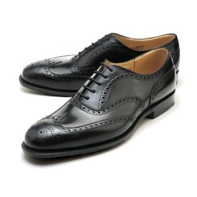 チャーチ チェットウィンド カーフレザー ブラック ビジネスシューズ 紳士靴 メンズ