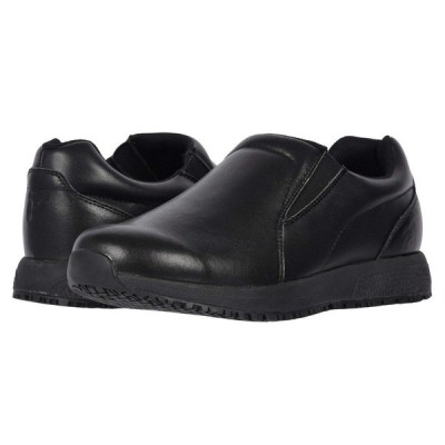 プロペット Propet メンズ スニーカー シューズ・靴 Stannis Black Leather