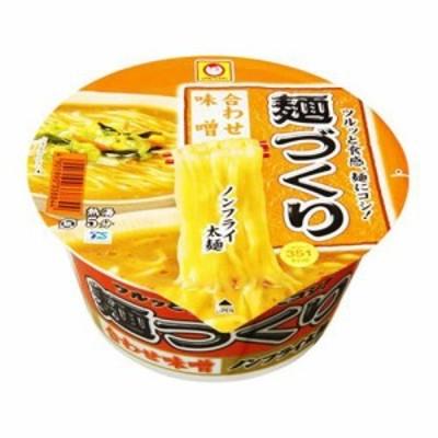 東洋水産 マルちゃん 麺づくり 合わせ味噌 カップ 104g