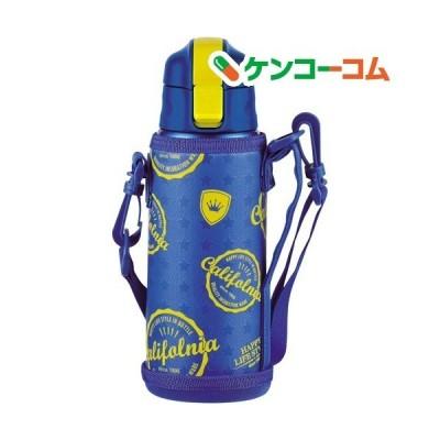 キッズチャージャー ダイレクトボトル600 スター ポーチ付 HB-2797 600ml ( 1コ入 ) ( 水筒 )