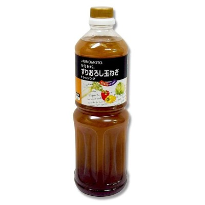 味の素 セミセパ すりおろし玉ねぎ ドレッシング 1L