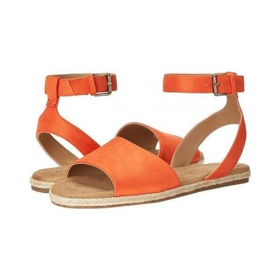 Aerosoles エアロソールズ レディース 女性用 シューズ 靴 サンダル Demarest - Orange Fabric