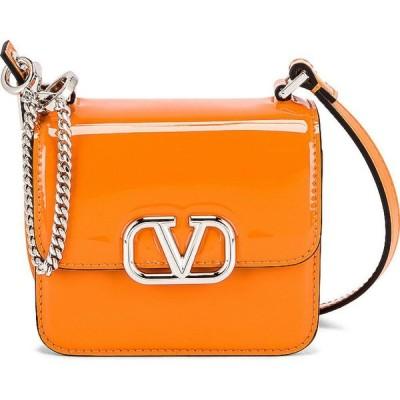 ヴァレンティノ Valentino Garavani レディース ショルダーバッグ バッグ micro vsling shoulder bag Pale Apricot