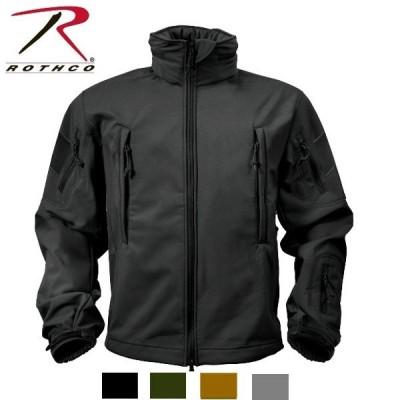 Rothco Soft Shell TacticalJacket(ロスコ ソフトシェルジャケット)9767他(4色)