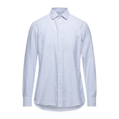 サルヴァトーレ・ピッコロ SALVATORE PICCOLO シャツ ホワイト 41 コットン 100% シャツ