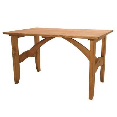 カントリー家具  オイル仕上げのナチュラルカントリー SLOW LIFE 120ダイニングテーブル LTCFS-512 送料無料 食卓テーブル パイン家具