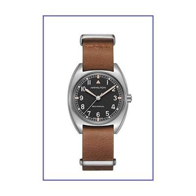 [Hamilton International Ltd.] アビエイター腕時計 ハミルトン カーキ パイロット H76419531 メンズ ブラウン