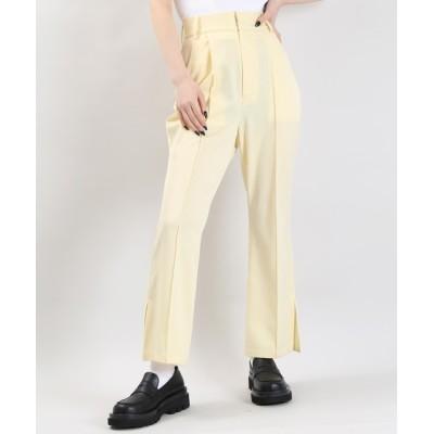 WEGO / WC/カラースリットパンツ WOMEN パンツ > スラックス
