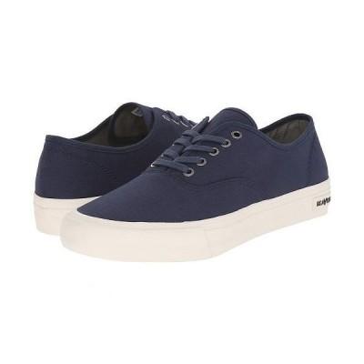 SeaVees シービーズ メンズ 男性用 シューズ 靴 スニーカー 運動靴 Legend Sneaker Classic - True Navy