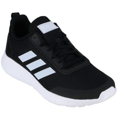 アディダス(adidas) レディース スニーカー ARGECY コアブラック/スカイティント/フットウェアホワイト JAG86 FU7315 カジュアル シューズ 靴 ウォーキング