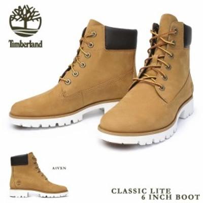 【還元祭クーポン利用可】ティンバーランド レディース クラシック ライト 6インチ ブーツ イエロー 軽量 Timberland CLASSIC LITE 6 IN