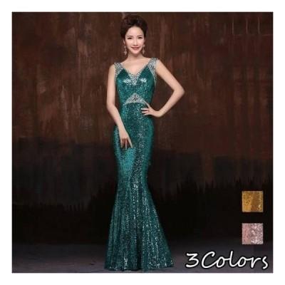 パーティードレス ロング丈 パーティードレス 大きいサイズ ワンピース ドレス ロング ワンピース マキシ ワンピース ロング ドレス 20代 30代 40代