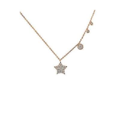 レディース アクセサリー  Sabrina Designs 14K Rose Gold 0.21 ct. tw. Diamond Necklace