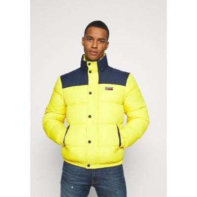 トミーヒルフィガー ジャケット&ブルゾン メンズ アウター CORP JACKET - Winter jacket - valley yellow