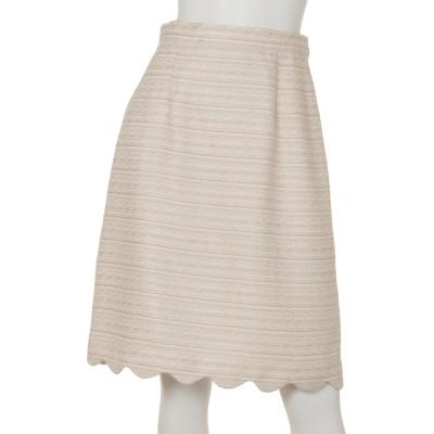 【Rew de Rew】裾スカラデザインスカート(9R10-01070)