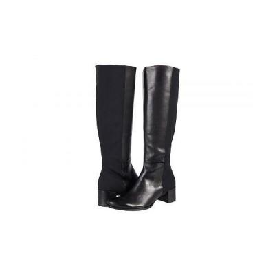 ECCO エコー レディース 女性用 シューズ 靴 ブーツ ロングブーツ Shape 35 Block Tall Boot - Black/Black