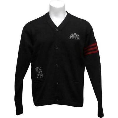ハフ ユニセックス 服  HUF Corbin V-Coat (black)