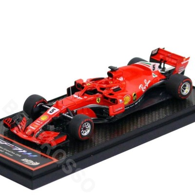 BBR MODELS 1/43スケール フェラーリ SF71-H カナダGP S.ベッテル Winner BBRC215A