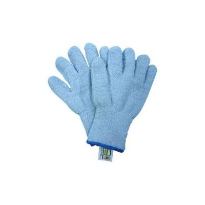 ウルトラマイクロファイバー手袋 FALCON(ファルコン) KE-702-SB スカイブルー
