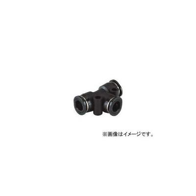 日本ピスコ/PISCO チューブフィッティング ミニタイプユニオンティー PE4M(2907119)