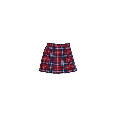Teens Ever(ティーンズエバー) プリーツスカート コスチューム用小物 チェック/朱赤×ネイビー×白 レディース Mサイズ