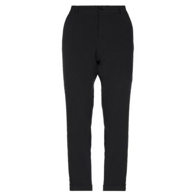 リュー ジョー LIU •JO パンツ ブラック 48 ポリエステル 88% / ポリウレタン 12% パンツ